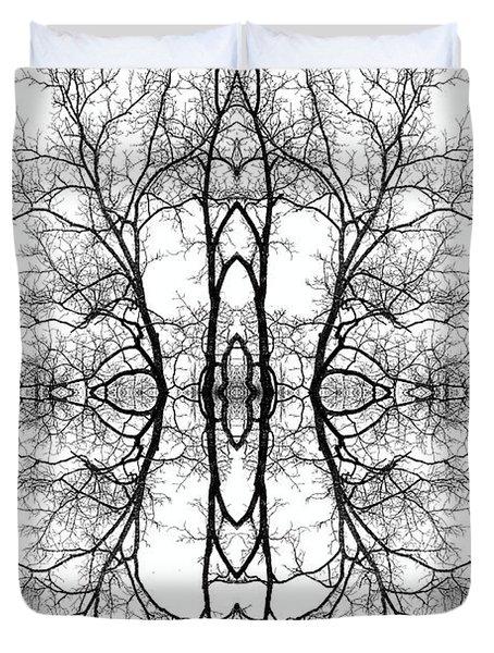 Mother Earth Duvet Cover by Debra and Dave Vanderlaan