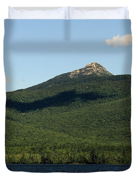 Mount Chocorua Duvet Cover