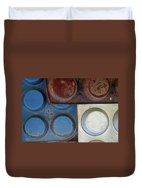 Muffin Tins Duvet Cover