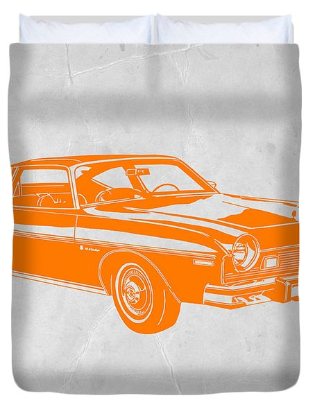 Muscle Car Duvet Cover