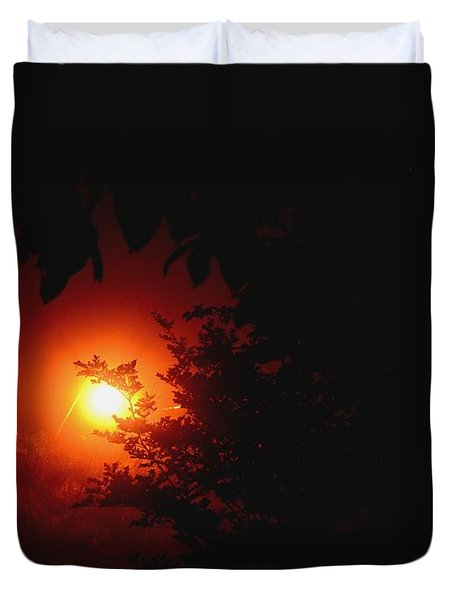 Mystifying Duvet Cover by Maria Urso