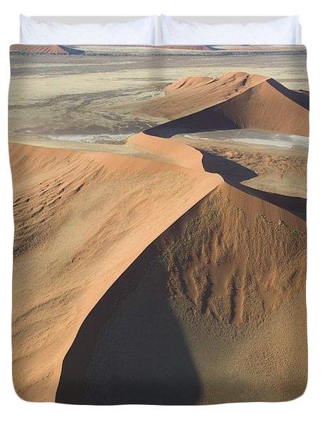 Namib Desert Duvet Cover by Unknown