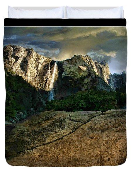 Nature Glory Duvet Cover by Blake Richards
