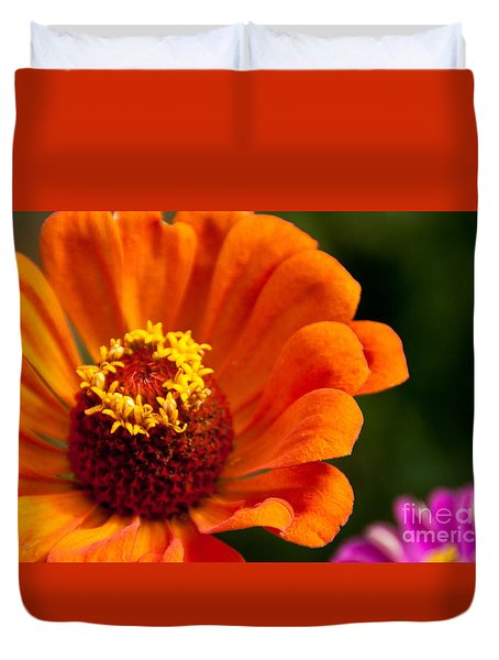 Natures Color  Duvet Cover by Dana Kern