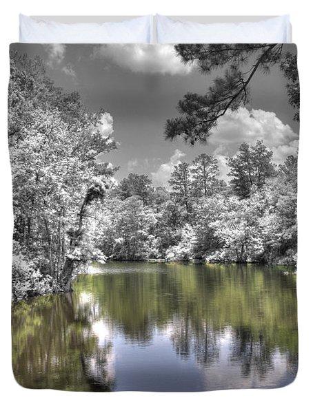 Nature's Dream Duvet Cover