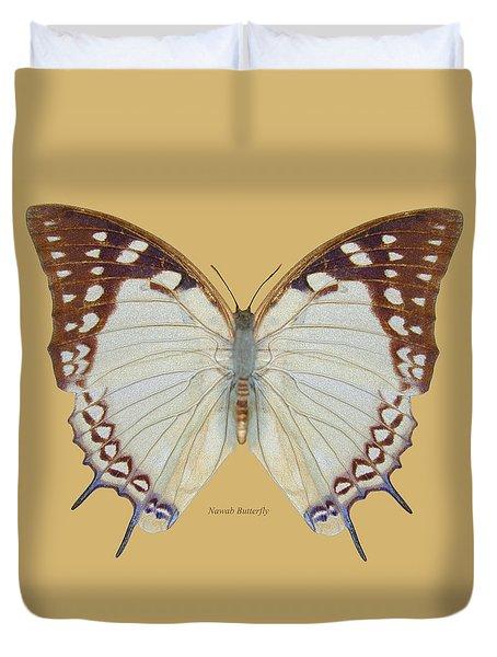 Nawab Butterfly Duvet Cover