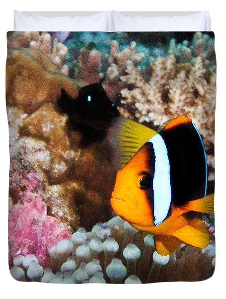 Nemo Duvet Cover by Jean Noren