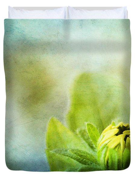 New Beginnings Duvet Cover by Darren Fisher
