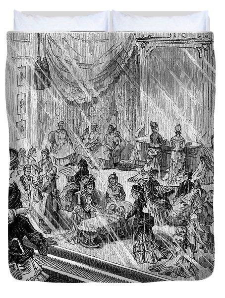 New York: Macys, 1876 Duvet Cover