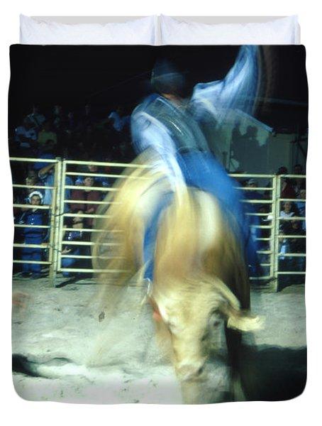 Night Rider Duvet Cover
