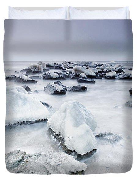Nirvana Duvet Cover by Evgeni Dinev