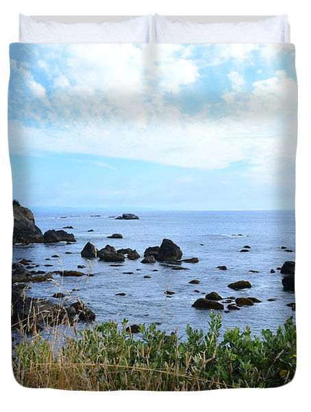 Northern California Coast2 Duvet Cover