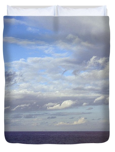 Ocean View Duvet Cover by Mark Greenberg