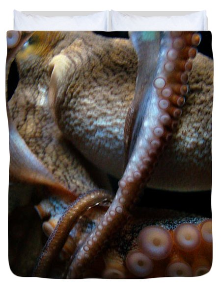 Octopus 1  Duvet Cover