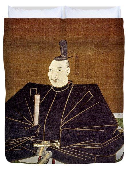 Oda Nobunaga (1534-1582) Duvet Cover