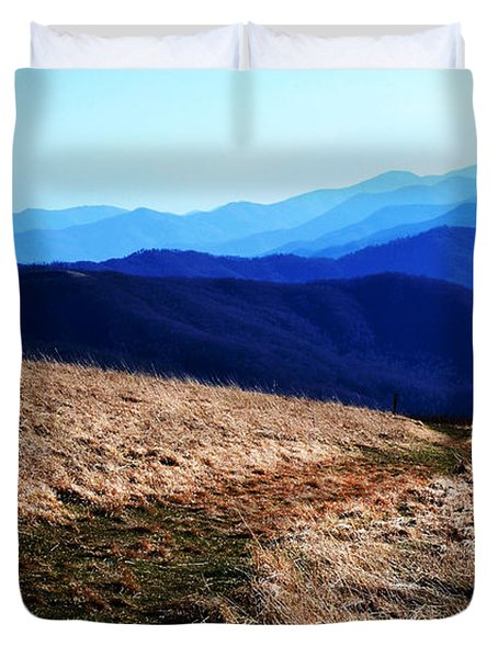 Of Peace Duvet Cover