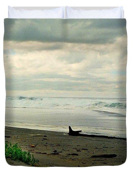 Oregon Coast 17 Duvet Cover