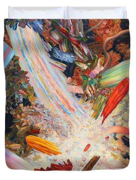 Paint Number 39 Duvet Cover
