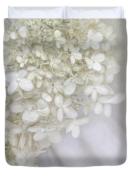 Pale In Comparison Duvet Cover