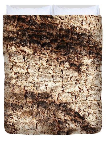Palm Fragment Duvet Cover