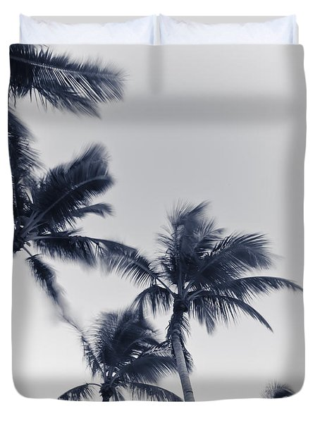 Palms 6 Duvet Cover