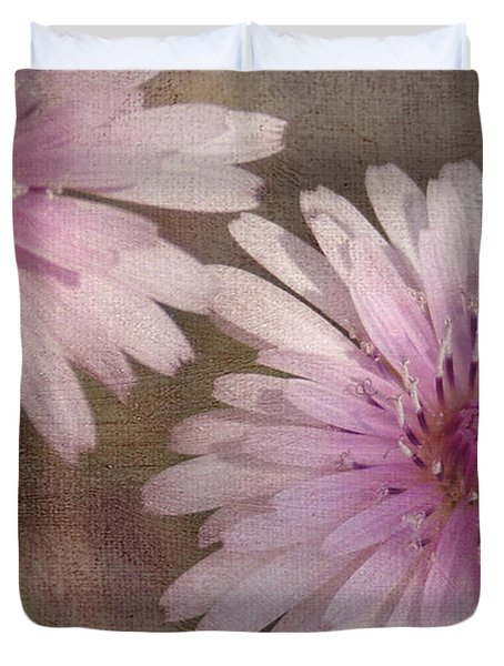 Pastel Pink Passion Duvet Cover by Benanne Stiens