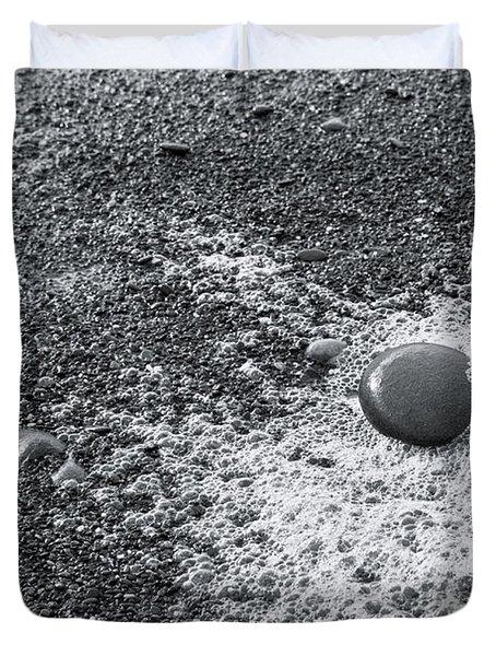 Pebble On Foam Duvet Cover