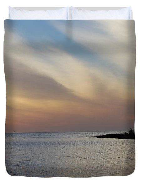 Perfect Florida Finish Duvet Cover