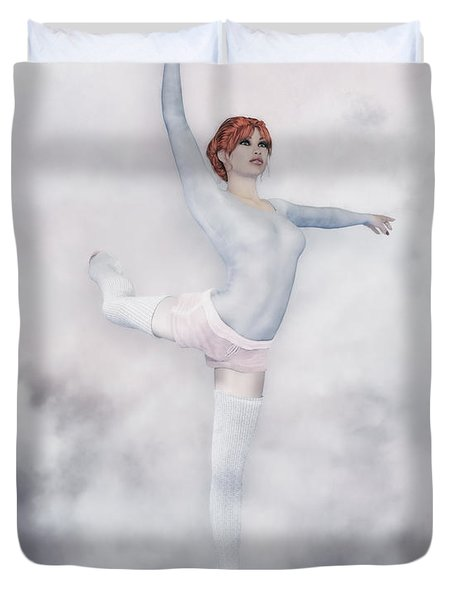 Perfection Duvet Cover