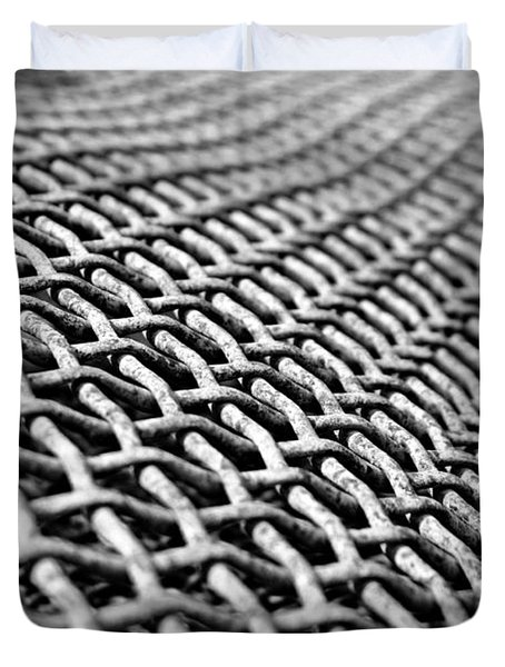 Perspective Duvet Cover by Leanna Lomanski