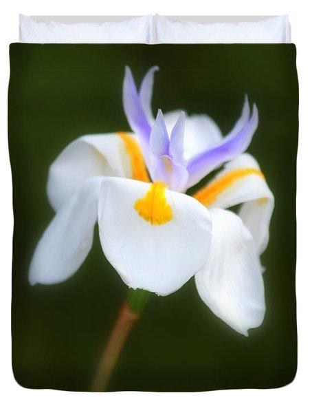 Petite Flower Duvet Cover by Patrick Witz