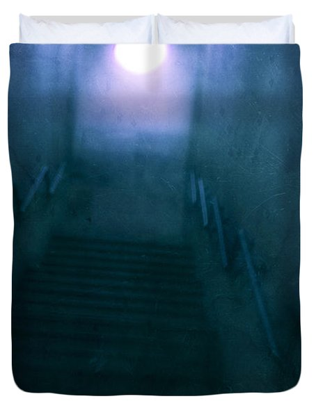 Phantasm Duvet Cover by Andrew Paranavitana