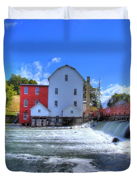 Phelps Mill Duvet Cover