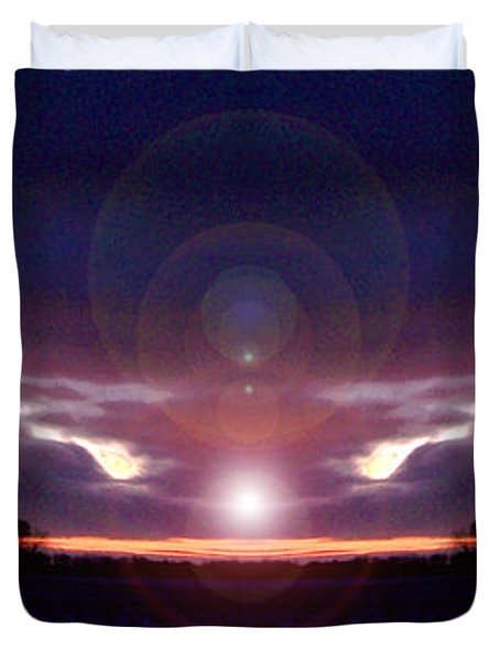 Phenomenon Duvet Cover