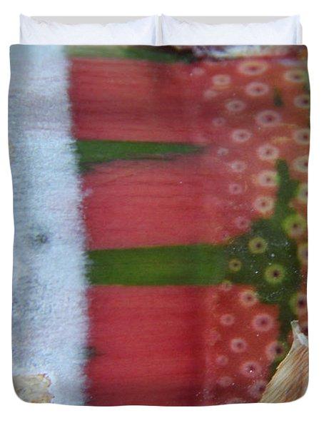 Pink Sugarcane 3 Duvet Cover