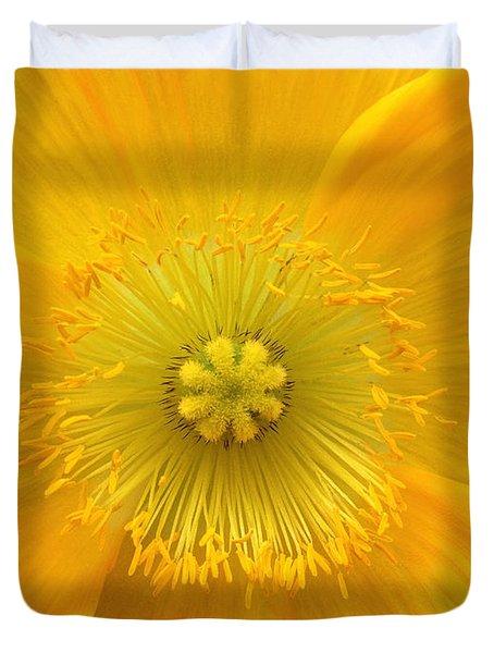 Poppy 2 Duvet Cover