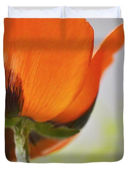Poppy Duvet Cover
