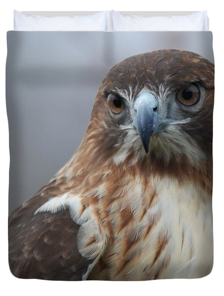 Proud Prince Of The Skies Duvet Cover by Richard Bryce and Family