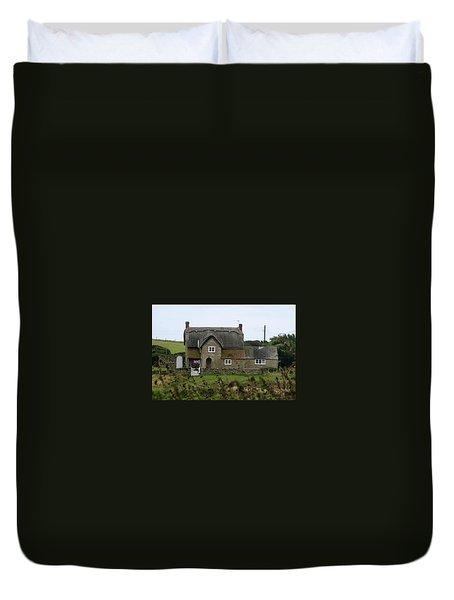 Quintessential England Duvet Cover by Carla Parris