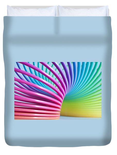 Rainbow 3 Duvet Cover
