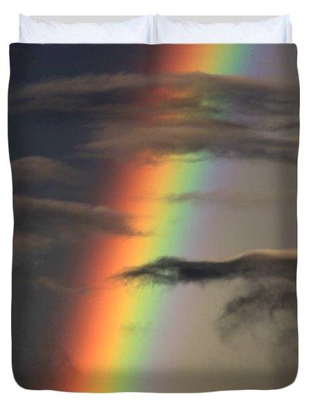 Rainbow Islands Duvet Cover