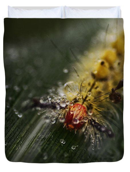Raining On My Parade Duvet Cover
