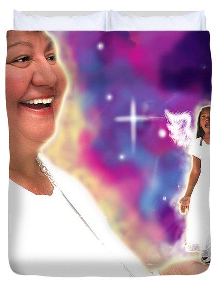 Ralphs.angelic Duvet Cover