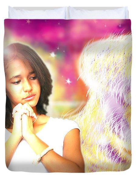 Ravert.angelic 2 Duvet Cover