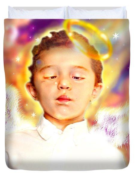Ravert.angelic 7 Duvet Cover