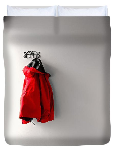 Ready For Rain Duvet Cover