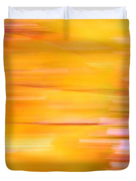 Rectangulism - S07a Duvet Cover by Variance Collections