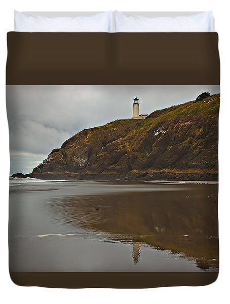 Reflections Duvet Cover by Robert Bales