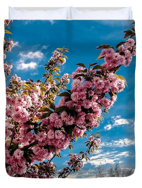 Refreshing Duvet Cover by Robert Bales