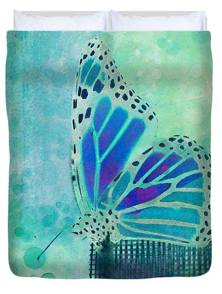 Reve De Papillon - S02b Duvet Cover